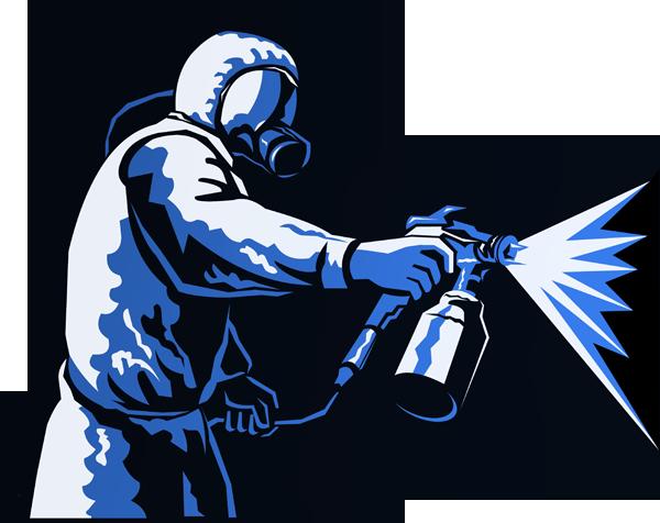 Industruial Spray Paint